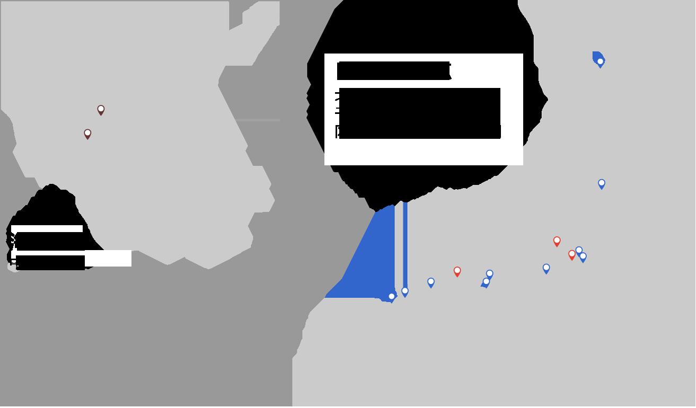 拠点エリアマップ