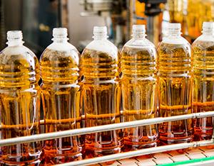 清涼飲料水工場