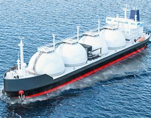 液化天然ガス運搬船